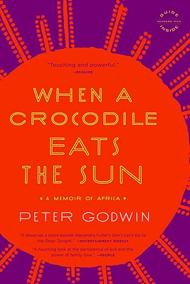 When a Crocodile Eats the Sun Cover