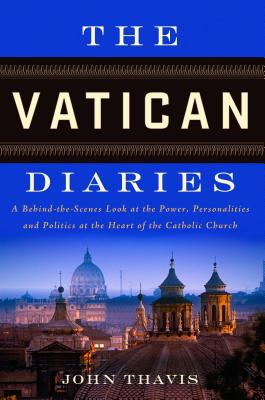 The Vatican Diaries Cover