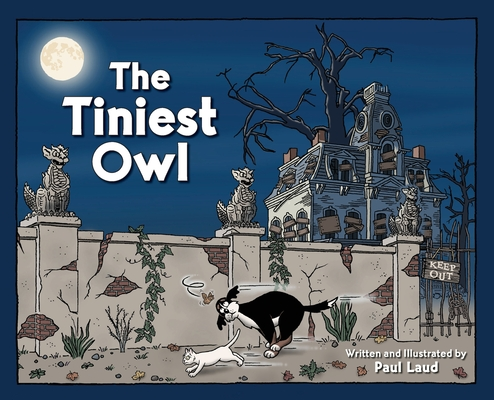 The Tiniest Owl Cover Image