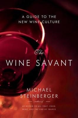 The Wine Savant Cover
