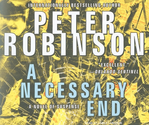 A Necessary End (Inspector Banks Novels #3) Cover Image