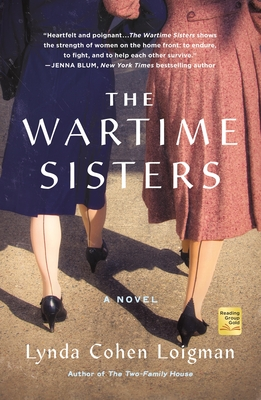 The Wartime Sisters: A Novel Cover Image