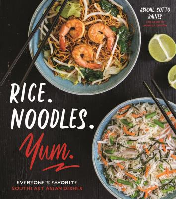 Cover for Rice. Noodles. Yum.