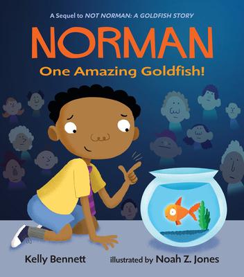Norman: One Amazing Goldfish! Cover Image