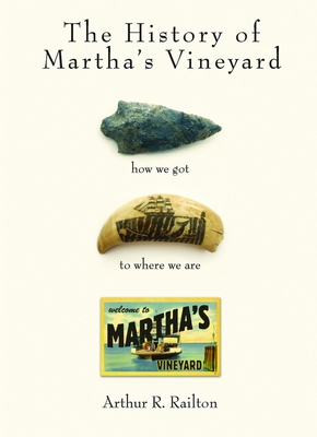 The History of Martha's Vineyard Cover Image