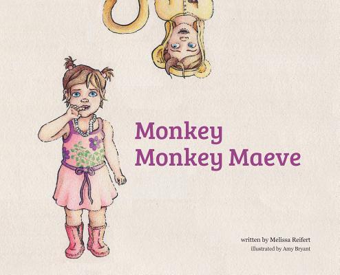 Monkey Monkey Maeve Cover Image