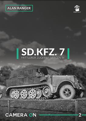 Sd.Kfz. 7 Mittlerer Zugkfraftwagen 8t (Camera on #2) Cover Image