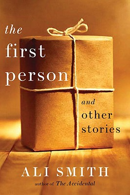The First Person Cover