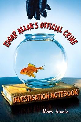 Edgar Allan's Official Crime Investigation Notebook Cover