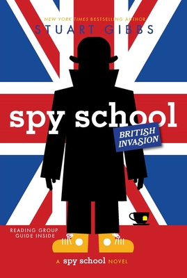Spy School British Invasion Cover Image