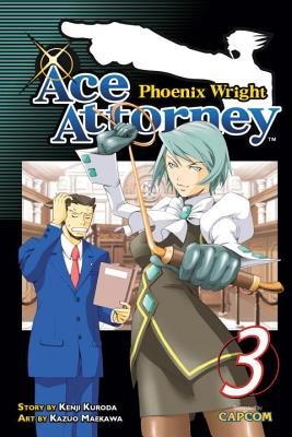 Phoenix Wright Cover