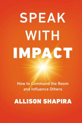 Cover for Speak with Impact