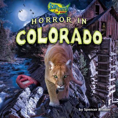 Horror in Colorado Cover Image