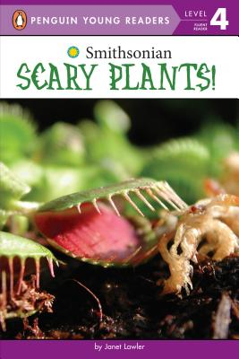 Scary Plants! (Smithsonian) Cover Image