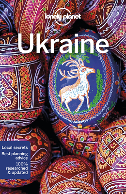 Lonely Planet Ukraine 5 (Country Guide) Cover Image