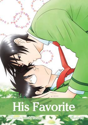 His Favorite, Vol. 10 Cover Image