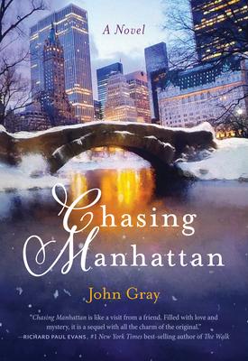 Chasing Manhattan: A Novel Cover Image