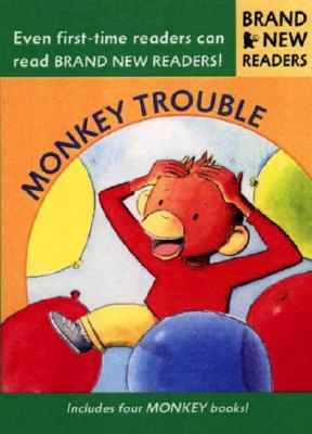 Monkey Trouble Cover