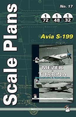 Avia S-199 (Scale Plans #17) Cover Image