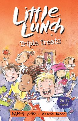Cover for Little Lunch
