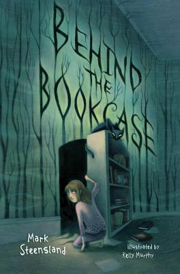 Behind the Bookcase Cover