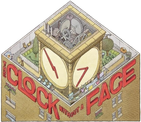 The Clock Without a Face: A Gus Twintig Mystery Cover Image