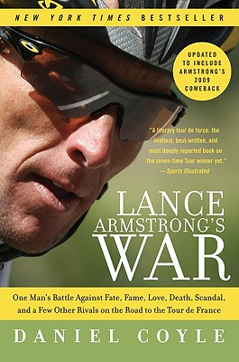 Lance Armstrong's War Cover