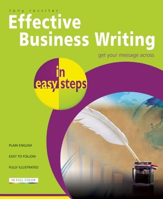 Effective Business Writing in Easy Steps Cover Image