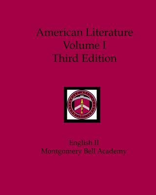 American Literature Volume I Third Edition Cover Image