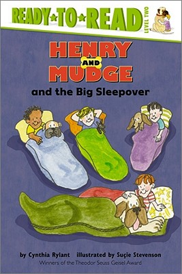 Henry and Mudge and the Big Sleepover (Henry & Mudge #28) Cover Image