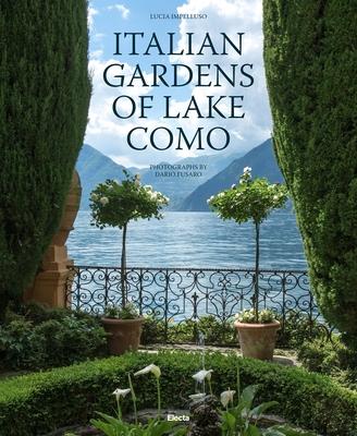 Italian Gardens of Lake Como Cover Image