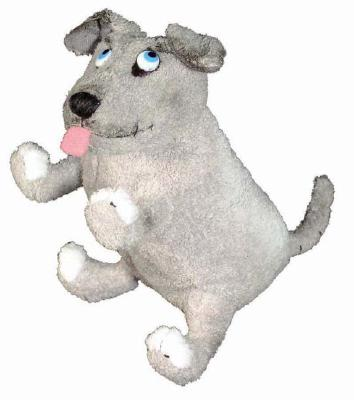 Plush-Walter the Farting Dog Cover Image
