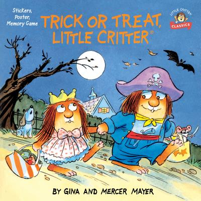 Trick or Treat, Little Critter (Pictureback(R)) Cover Image