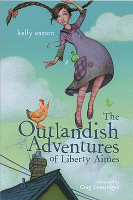 The Outlandish Adventures of Liberty Aimes Cover