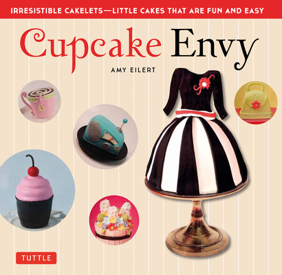Cover for Cupcake Envy