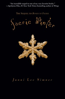 Faerie Winter: Book 2 of the Bones of Faerie Trilogy Cover Image