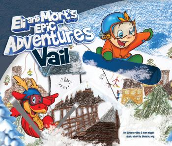 Eli and Mort's Epic Adventures Vail Cover Image