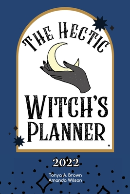 The Busy Witch's Planner Cover Image