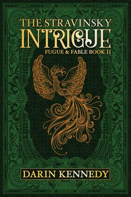 Cover for The Stravinsky Intrigue