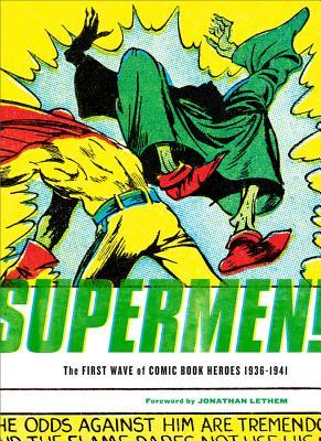 Supermen! Cover