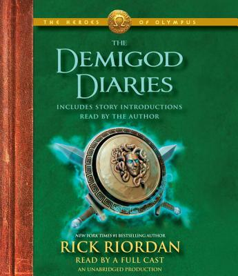 The Heroes of Olympus: The Demigod Diaries Cover Image