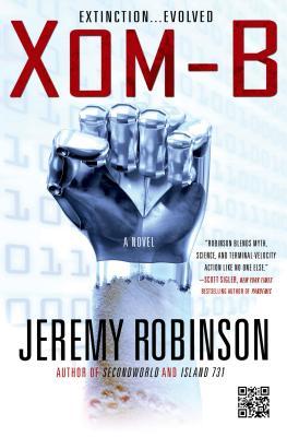 XOM-B Cover