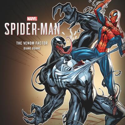Spider-Man: The Venom Factor Cover Image