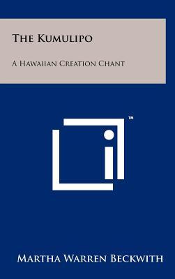 The Kumulipo: A Hawaiian Creation Chant Cover Image
