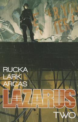Cover for Lazarus Volume 2