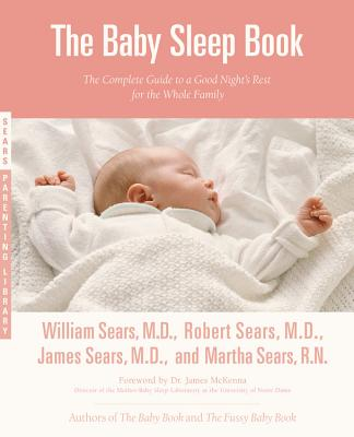 Cover for The Baby Sleep Book