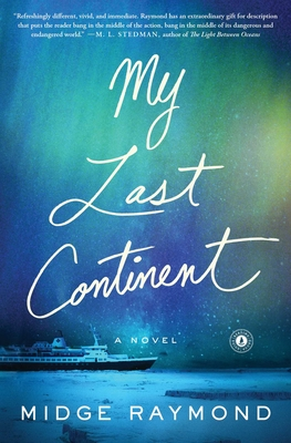 My Last Continent Cover
