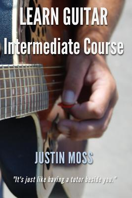 Learn Guitar: Intermediate Course Cover Image