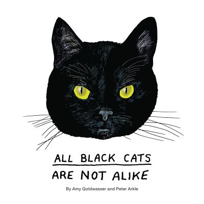 All Black Cats are Not Alike Cover Image