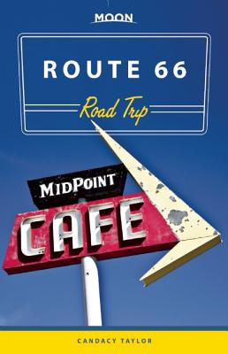 Moon Route 66 Road Trip Cover